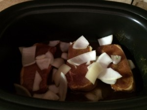 Slow Cooked Pork Recipe