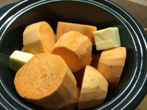 Sweet Potato Slow Cooker Recipe