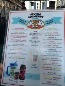 Flying Monkeys, Key West, FL