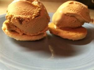 Caramel Apple Gelato Sandwich Recipe