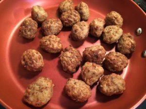 Tropical Meatballs Recipe