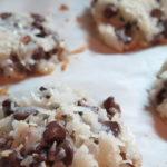 Chocolate Pecan Coconut Cookies