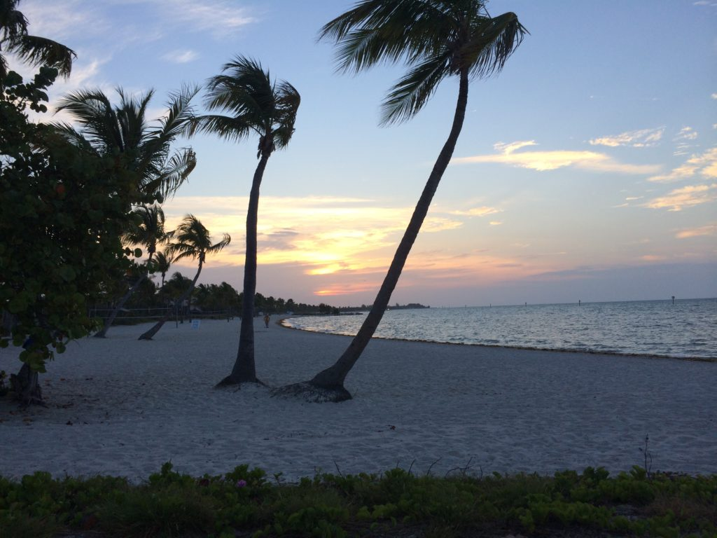 Smathers Beach Key West FL