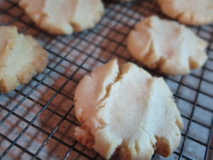 lunchroom butter cookie recipe