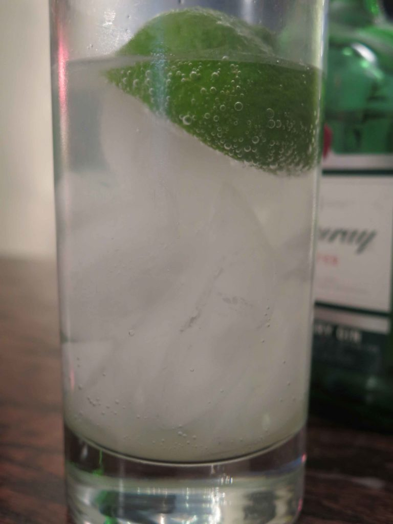 gin rickey drink recipes
