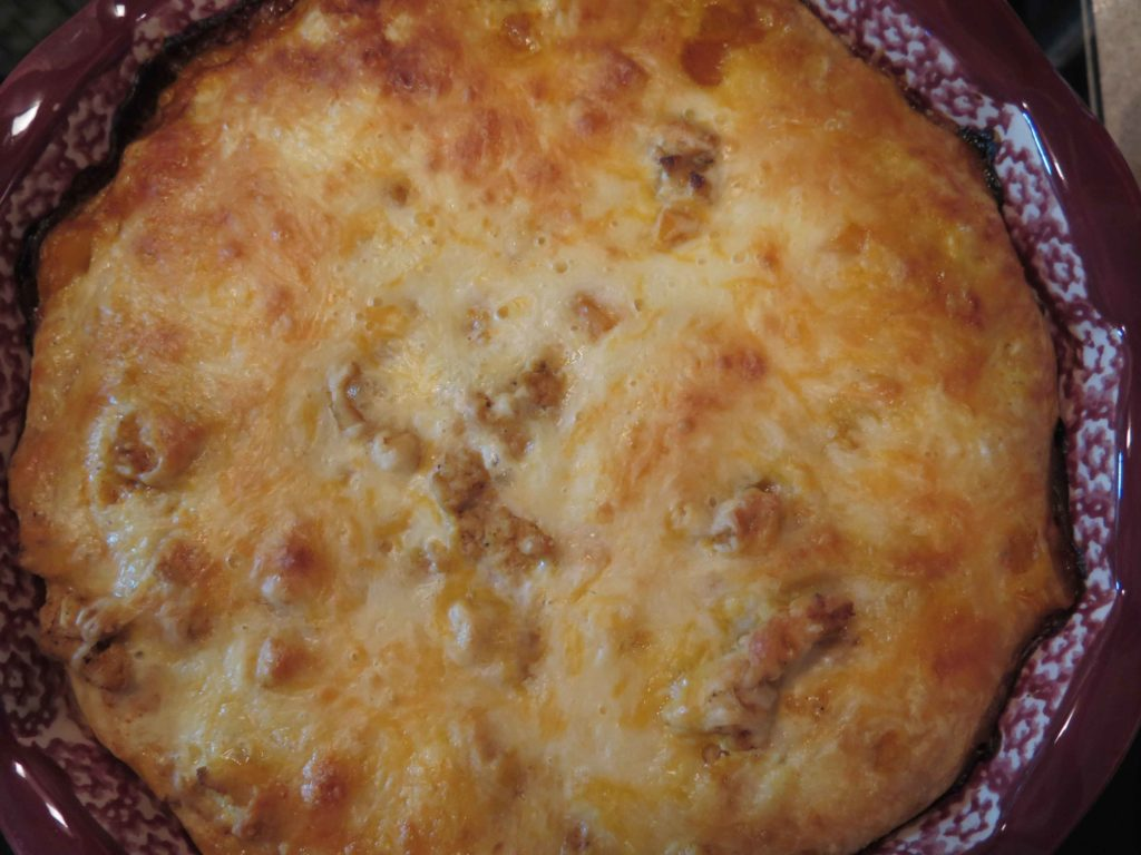 bisquick cheeseburger pie recipe