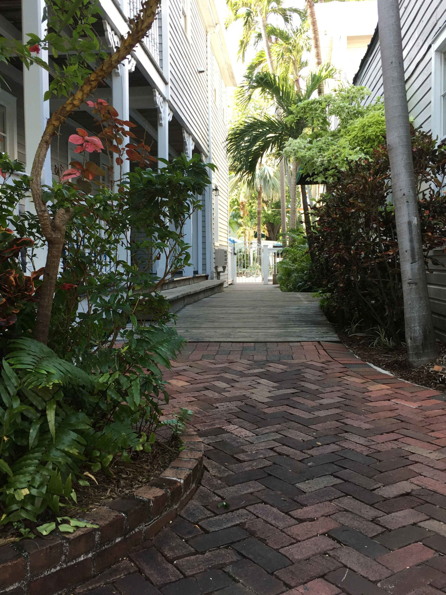 historic key west inns